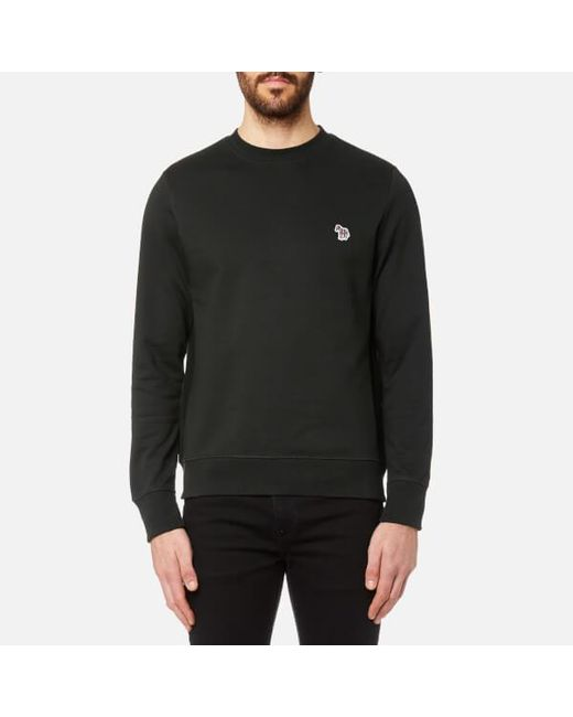 PS by Paul Smith - Green Men's Regular Fit Sweatshirt for Men - Lyst