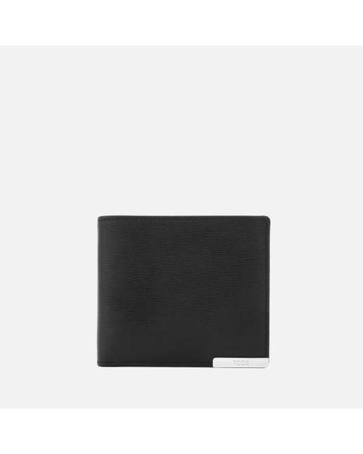 Tod's - Black Men's Baretta Wallet for Men - Lyst