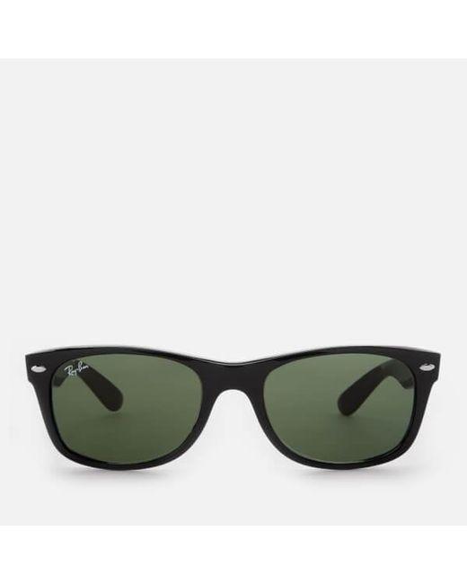 f4eaee45b2 Ray-Ban - Black Rayban Men s New Wayfarer Sunglasses for Men - Lyst ...