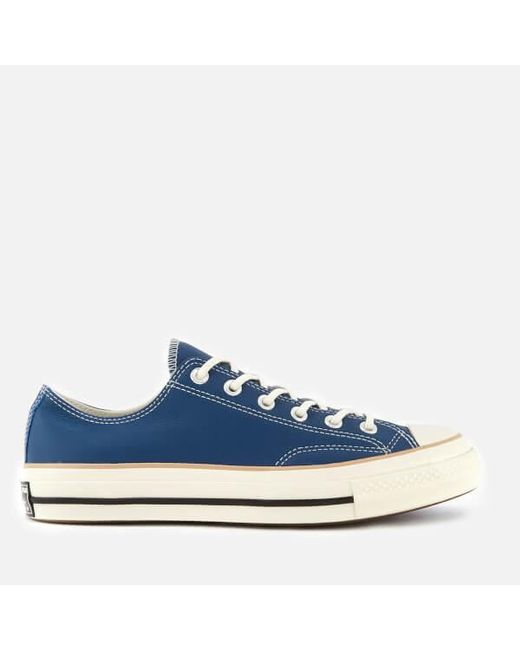 852489414947 Converse - Blue Men s Chuck 70 Ox Trainers for Men - Lyst ...