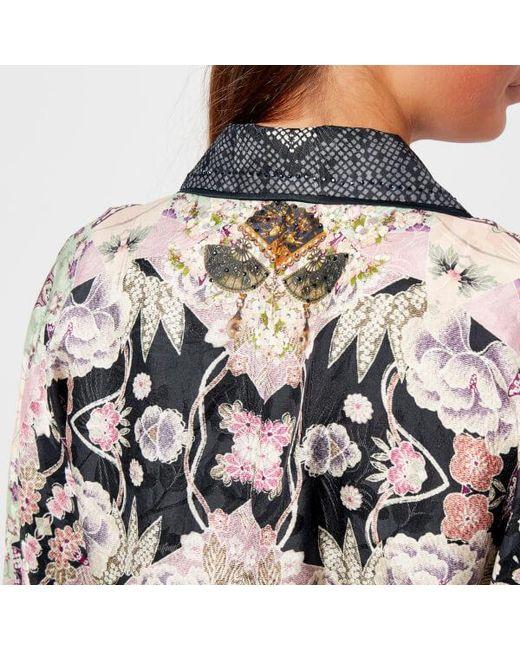 5b6974cc9cf ... Camilla - Multicolor Women s Kimono Sleeve Jumpsuit - Lyst