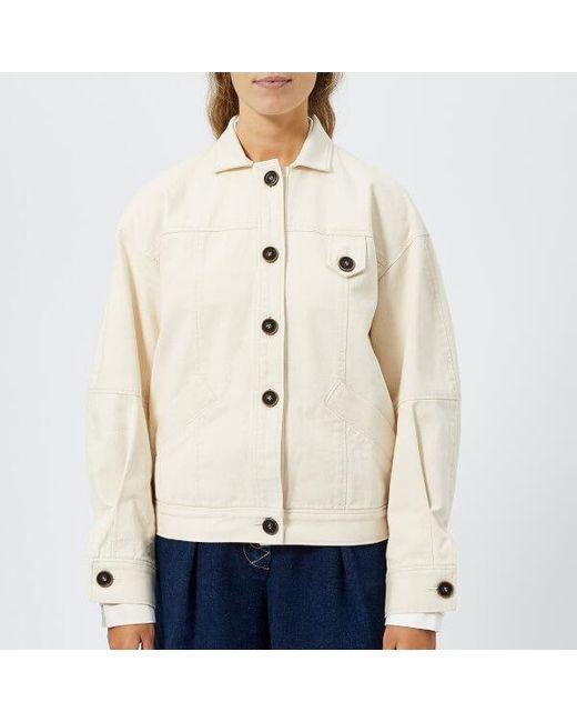 Rejina Pyo - White Women's Pippa Jacket - Lyst