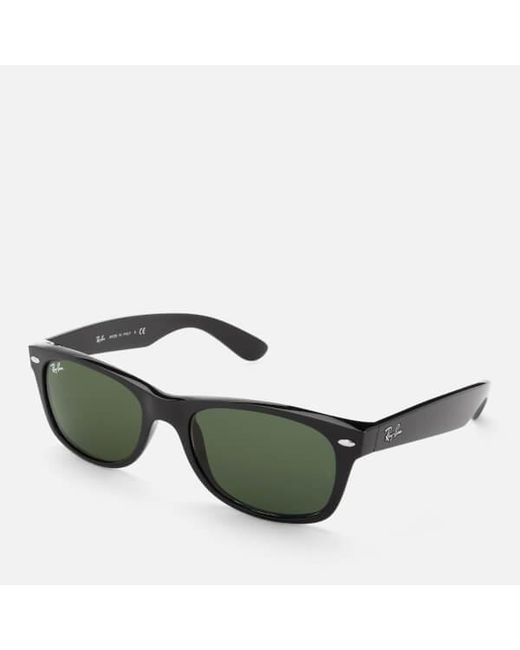 3aec2a52b1 ... Lyst Ray-Ban - Black Rayban Men s New Wayfarer Sunglasses for Men ...