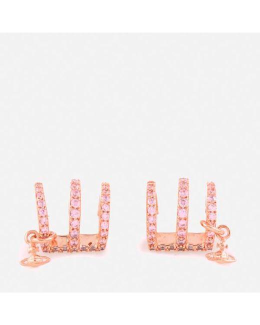 Vivienne Westwood | Pink Women's Harriet Ear Cuff | Lyst