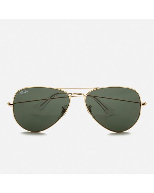occhiali ray ban aviator large metal