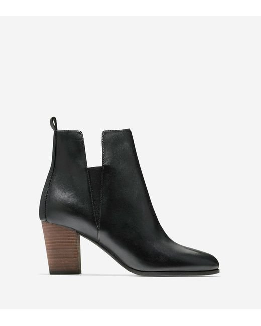 Cole Haan - Black Cassidy Transitional Bootie (70mm) - Lyst