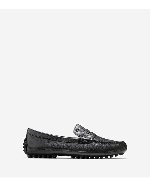 Cole Haan | Black Grant Canoe Penny for Men | Lyst