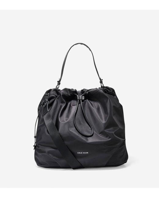Cole Haan | Black Stagedoor Studio Bag | Lyst