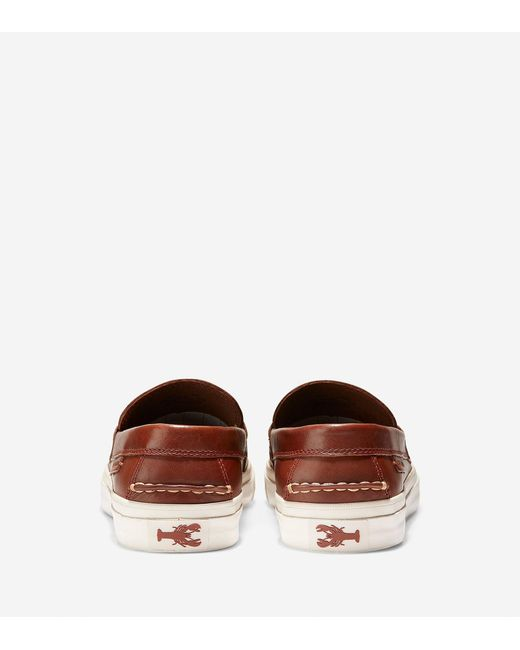 44656f033a3 ... Lyst Cole Haan - Brown Men s Pinch Weekender Lx Penny Loafer for Men ...