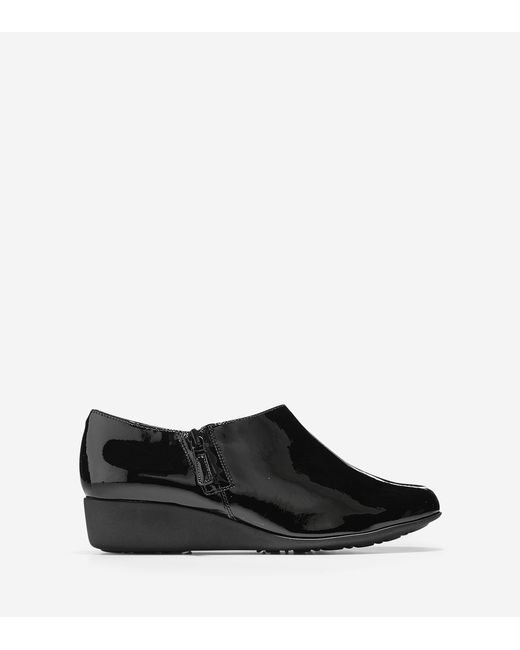 Cole Haan | Black Callie Waterproof Rain Shoe (30mm) | Lyst