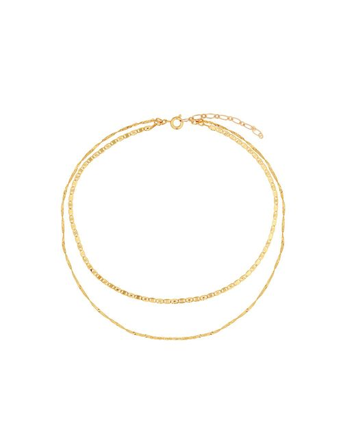 Five And Two - Metallic Isabel Necklace - Lyst