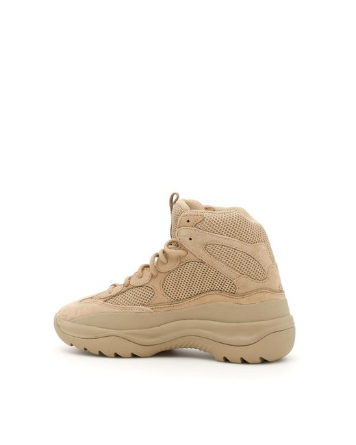 e4069d4f8 Lyst - Yeezy Desert Boot Taupe in Natural for Men - Save 65%