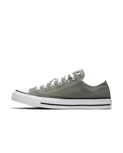 Converse - White Chuck Taylor All Star Seasonal Low Top Shoe for Men - Lyst