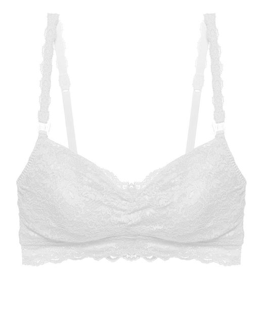 Cosabella - White Never Say Never Mommietm Nursing Bra - Lyst