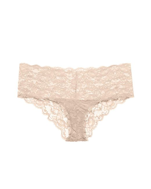Cosabella | Pink Never Say Never Hottietm Lace Lowrider Hotpant | Lyst