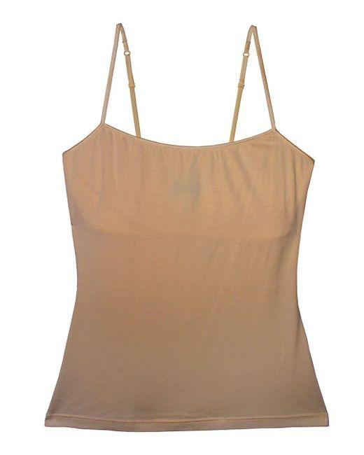 Cosabella | Natural Talco - Camisole Lunga | Lyst
