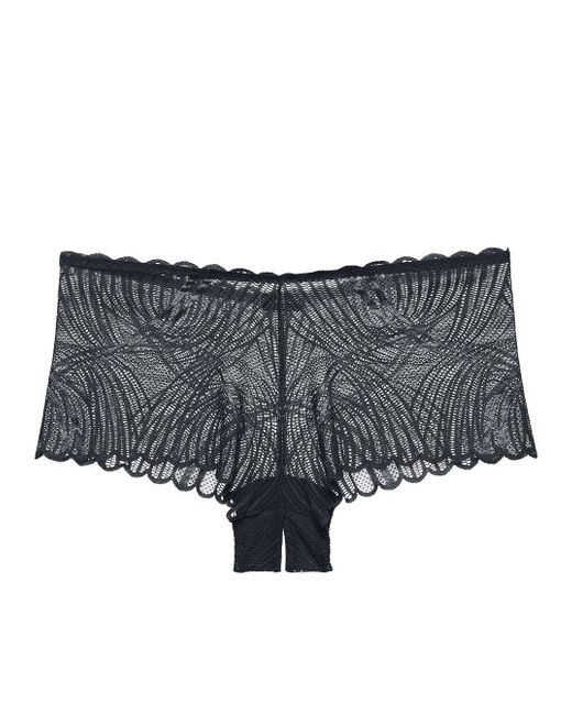 Cosabella | Black Minoa Naughtie Hotpant | Lyst