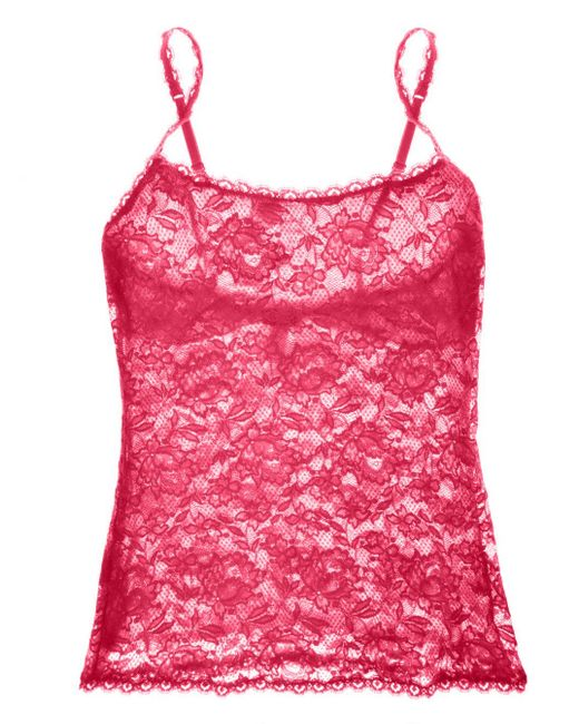 Cosabella | Red Never Say Never Sassie™ Lace Camisole | Lyst
