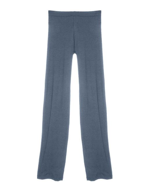 Cosabella | Gray Talco Straight Leg Pant | Lyst