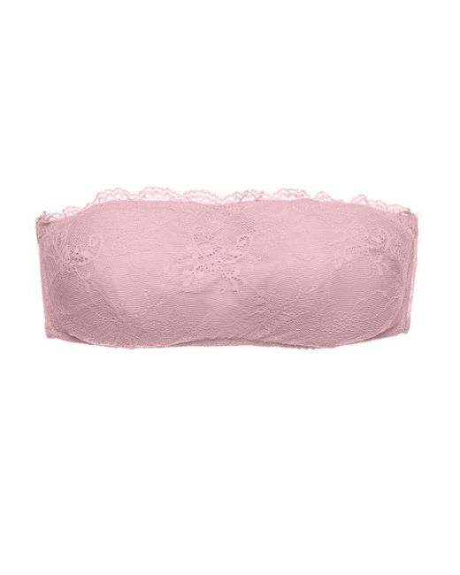 Cosabella | Pink Trenta Padded Bandeau | Lyst