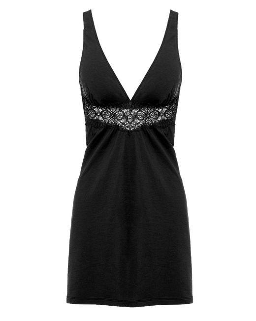 Cosabella - Black Sonia Sleepwear Chemise - Lyst