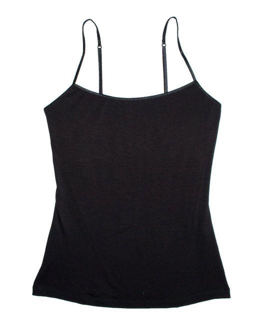 Cosabella | Black Talco - Camisole Lunga | Lyst