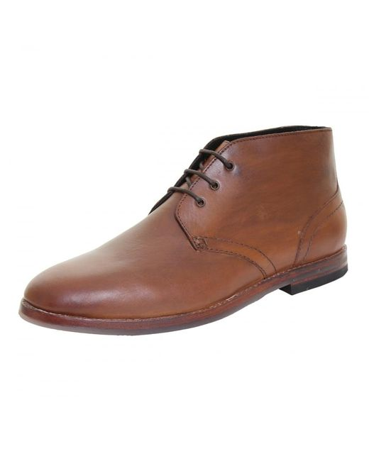 H by Hudson - Brown Houghton Ii Mens Chukka Boot for Men - Lyst