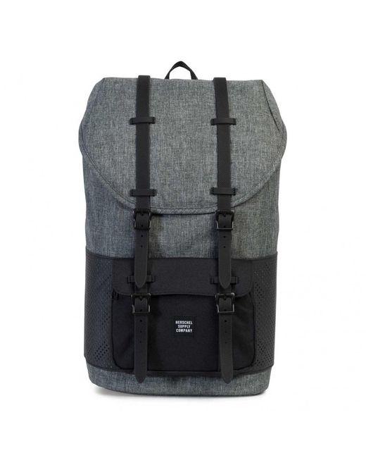 Herschel Supply Co.   Black Little America Backpack for Men   Lyst
