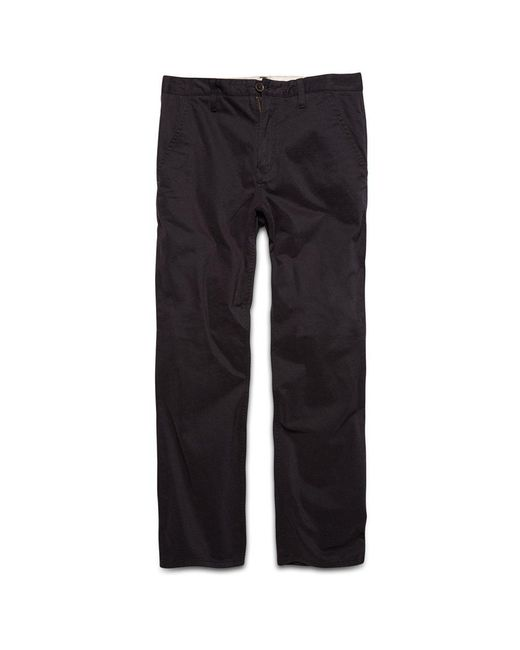 Timberland | Black Thompson Lake Twill Mens Chino for Men | Lyst
