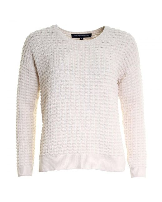 French Connection - Multicolor Mozart Popcorn Ladies Jumper - Lyst