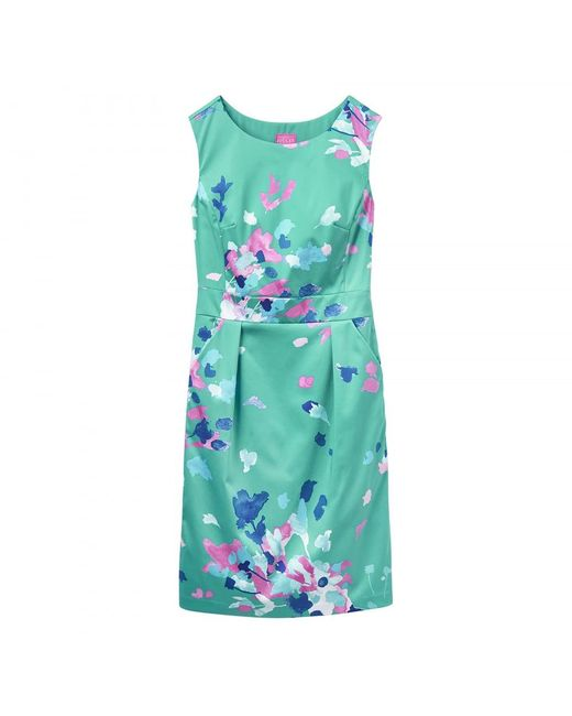 Joules - Green Laura Ladies Dress (w) - Lyst