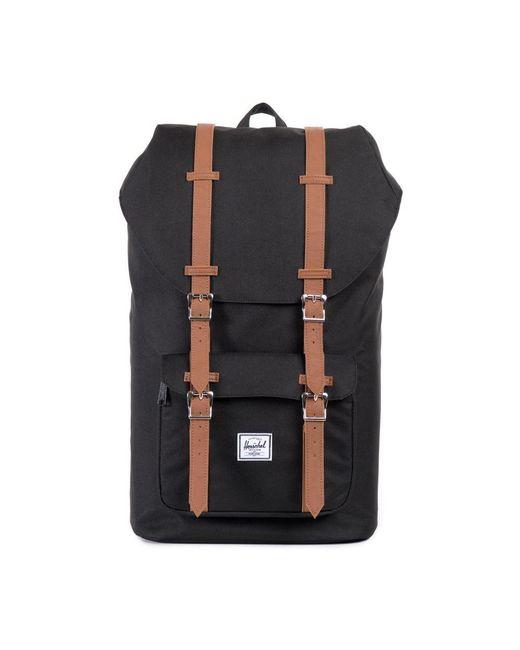 Herschel Supply Co. - Black Little America Backpack for Men - Lyst