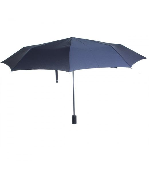 Hunter - Black Original Manual Compact Umbrella - Lyst