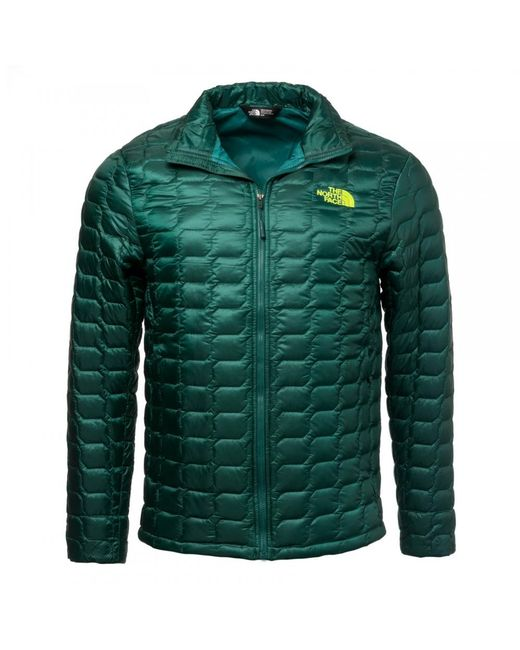 bcdf8a57a Green Thermoball Mens Jacket