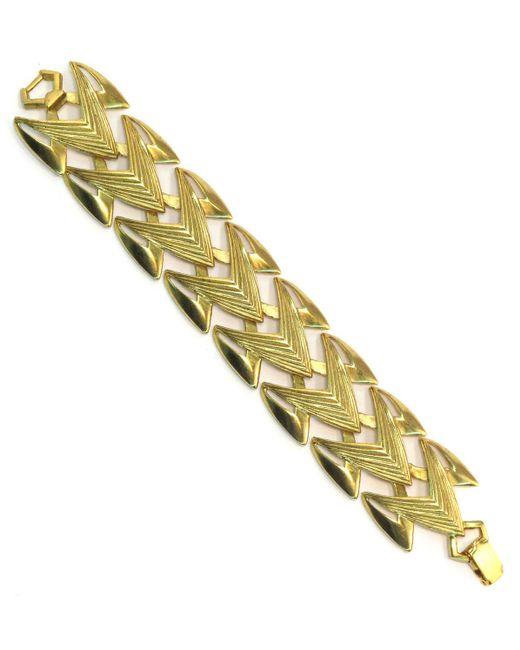 Elizabeth Cole - Black Jarin Bracelet - Lyst