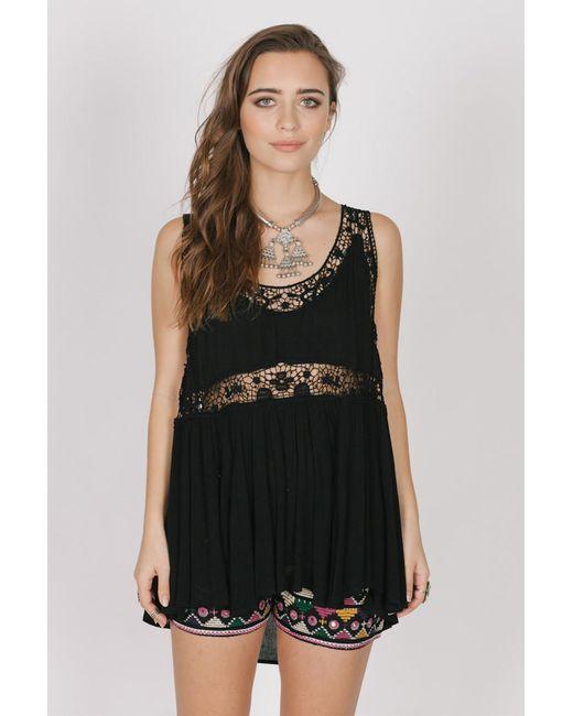 Raga - Black All Nighter Dress - Lyst