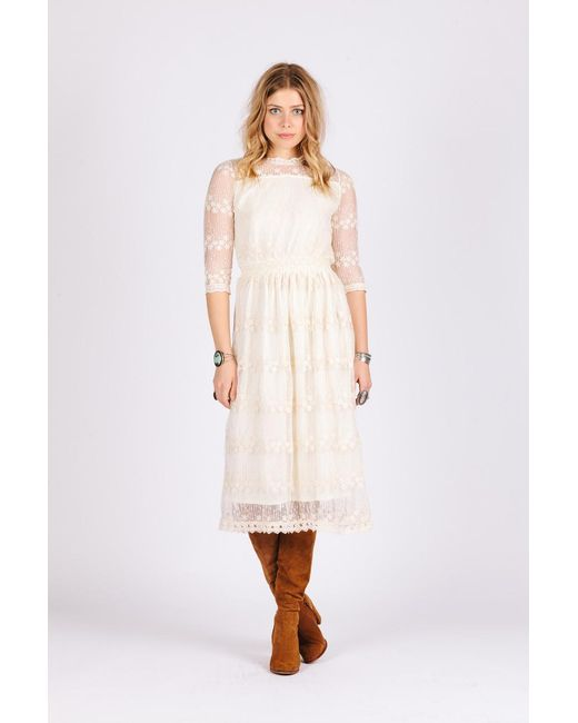 Raga - White The Harper Dress - Lyst
