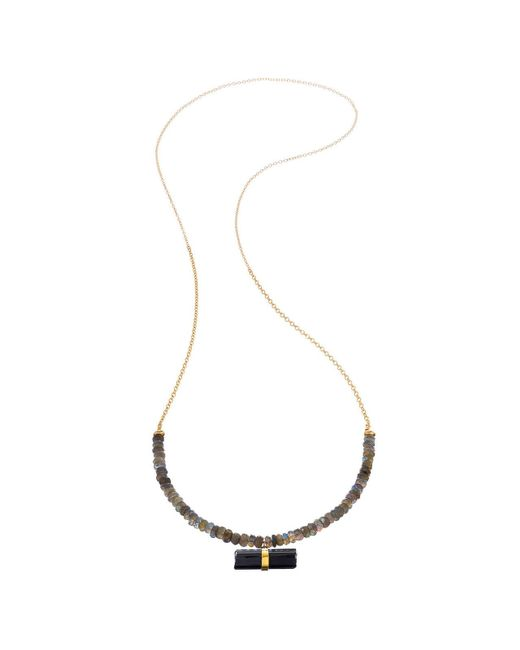 Heather Hawkins | Metallic No Better Love Necklace | Lyst