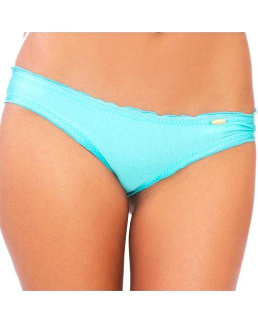 Luli Fama - Pink Cosita Buena Wavey Full Bottom In Aquamarine (l) - Lyst