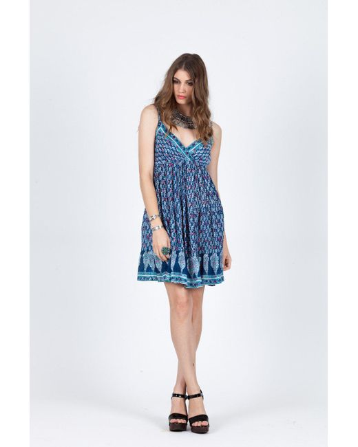 Raga - Blue Love Child Baby Doll - Lyst