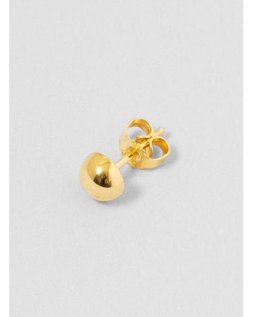 Katrine Kristensen | Metallic Kk13-06 Large Half Sphere Ear Stud | Lyst
