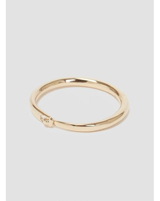 Helena Rohner | Metallic Goldplated Ring | Lyst
