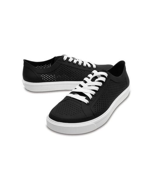 199ad995a93a Lyst - Crocs™ Citilane Roka Court in Black for Men - Save 31%