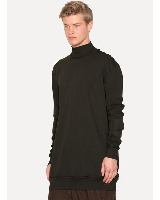 Damir Doma | Multicolor Dark Moss High Neck Sweater Wagner for Men | Lyst