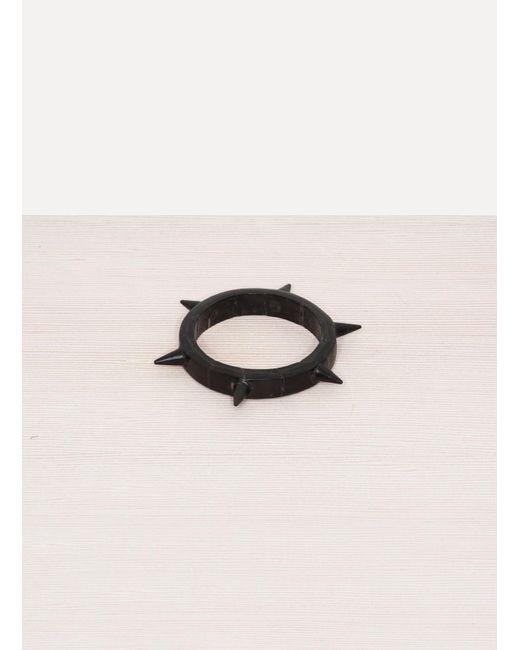 Parts Of 4 | Black Horn Spike Bangle for Men | Lyst