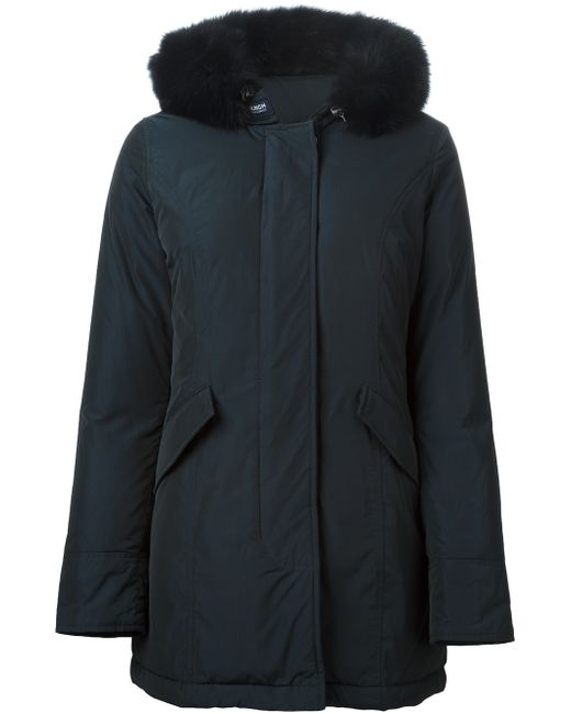 woolrich luxury arctic parka in blue lyst. Black Bedroom Furniture Sets. Home Design Ideas