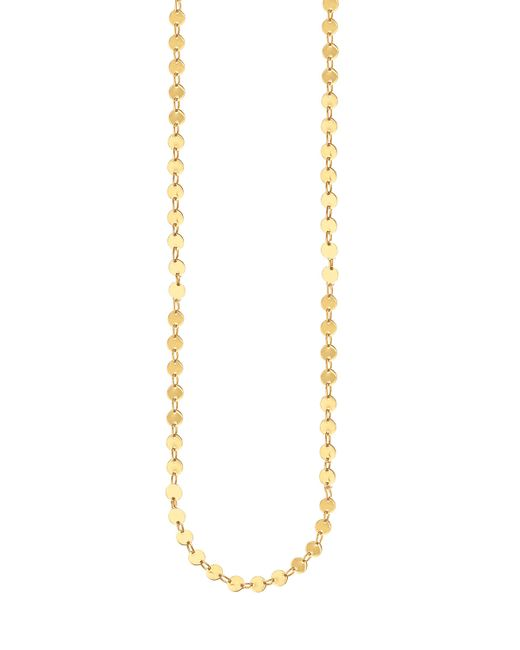 Lana Jewelry | Metallic 14k Elite Mirror Disc Chain Necklace | Lyst