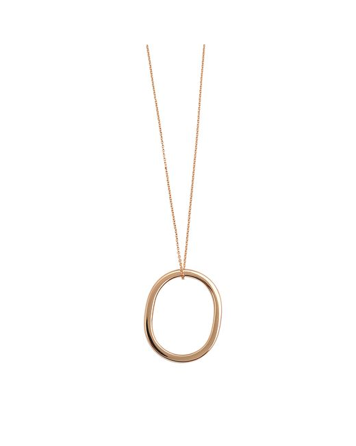 Ginette NY | Metallic Gold Tv On Chain Necklace | Lyst