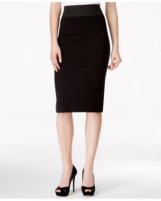 inc international concepts high waist pencil skirt only