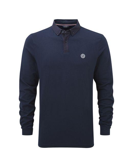 Henri Lloyd | Blue Herne Ls Regular Polo for Men | Lyst